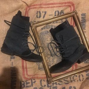 Joes leather boots